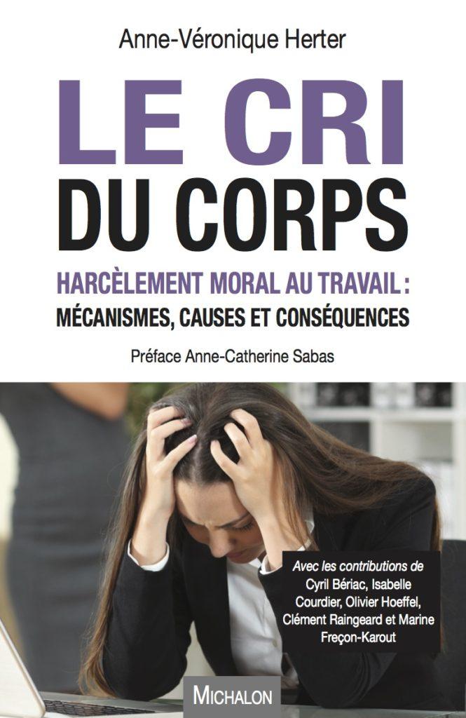 Sortie Ce 3 Mai 2018 Du Livre Le Cri Du Corps D Anne