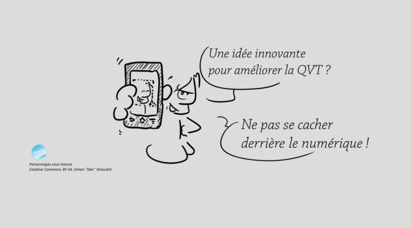SQVT 2018 - laqvt.fr QVT Qualité de Vie au Travail