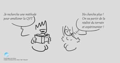 Humour expérimenter la QVT HAS - laqvt.fr QVT Qualité de Vie au Travail