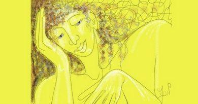 Peinture de Marianne Denayer - Accueillir ou accepter - laqvt.fr QVT Qualité de Vie au Travail