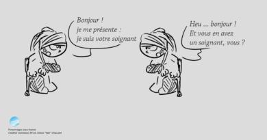 Humour soigner les soignants - laqvt.fr QVT Qualité de Vie au Travail
