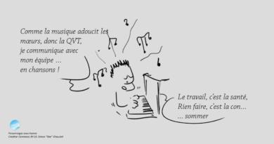 Humour 3 outils de l'Anact pour manager le travail - laqvt.fr QVT Qualité de Vie au Travail