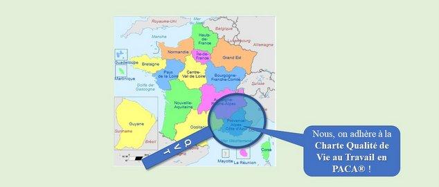 QVT région PACA - laqvt.fr QVT Qualité de Vie au Travail