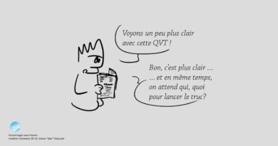 La Plaquette QVT produite dans le cadre du PRST3  Nouvelle-Aquitaine