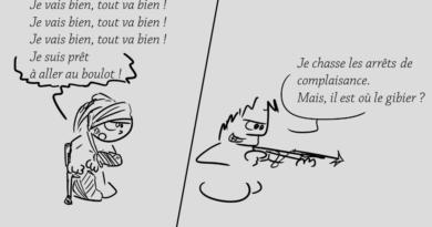 présentéisme humour - QVT - laqvt.fr