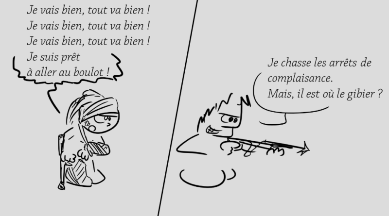QVT Qualité de Vie au Travail laqvt.fr présentéisme humour