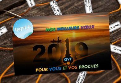 Des vœux 2019 qui tirent les fils de la QVT