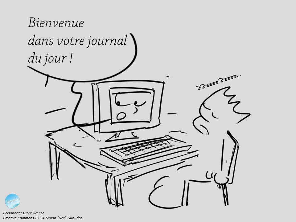 laqvt.fr qualité de vie au travail QVT journal quotidien d'activité