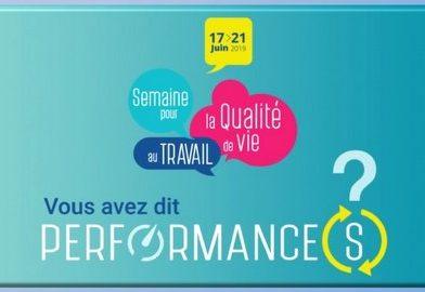 Programme SQVT2019 laqvt.fr Qualité de Vie au Travail - QVT