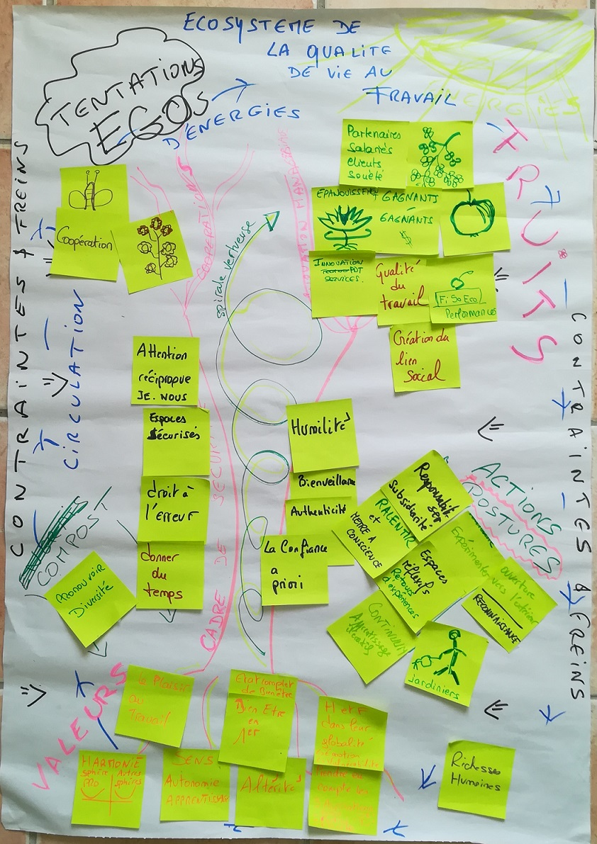 écosystème de la QVT