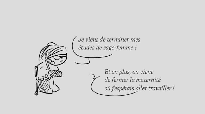 QVT Qualité de Vie au Travail laqvt.fr étudiants sage femme humour ANESF
