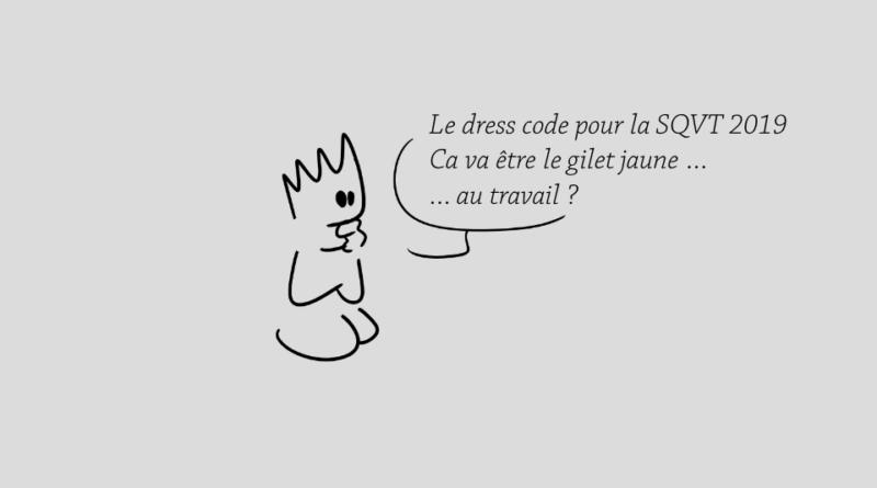 SQVT 2019 Semaine de la Qualité de Vie au Travail Anact Aract - laqvt.fr