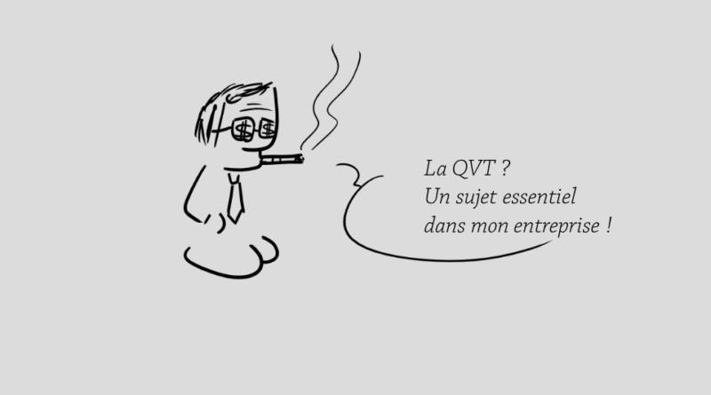 laqvt.fr qualité de vie au travail QVT - performance Anact SQVT